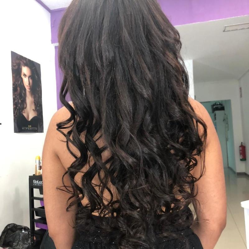 Extensiones de pelo natural: Peluquería y estética de Shalom Peluquería y Estética