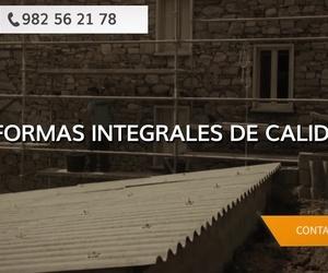 Reformas integrales en Lugo - Construcciones J. Ares López