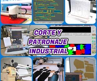 Corte y patronaje industrial