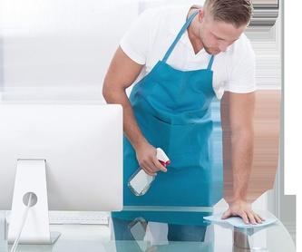 Cristales y Ventanas: Servicios de Limpiezas Uzal