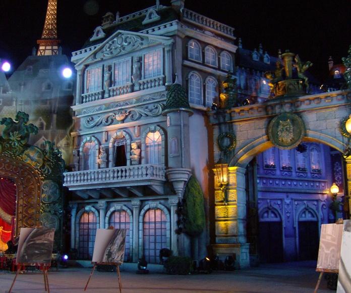 Carnaval Belle Epoque 2007