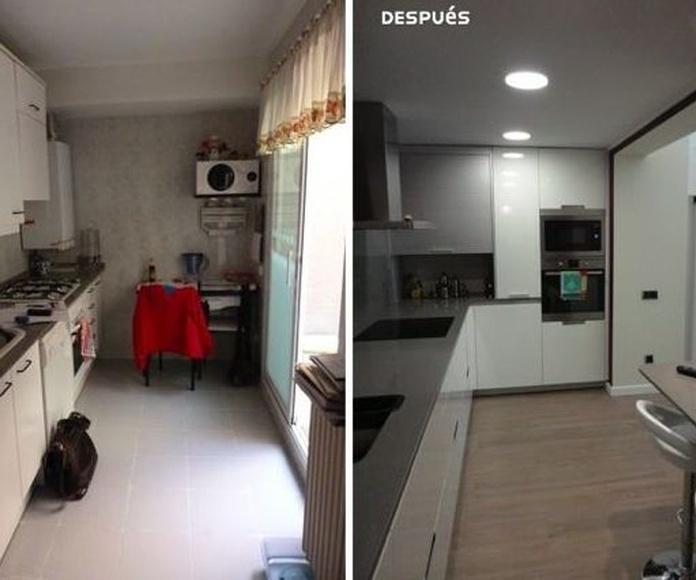 Reformar cocinas