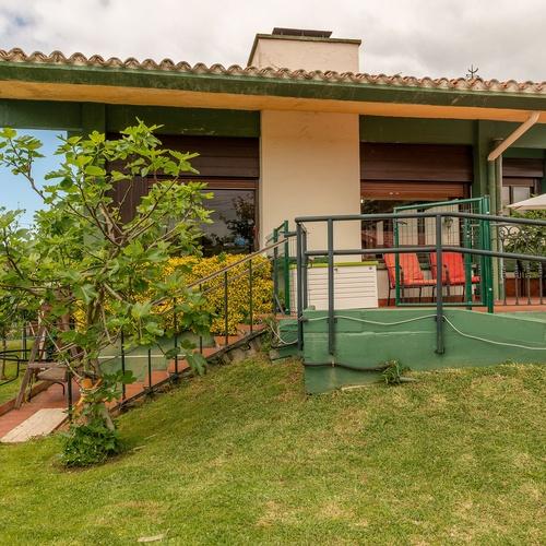Residencia geriátrica situada en un enclave privilegiado