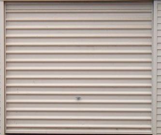 Carpintería metálica: Cerrajería de Cerrajería Agustín Gómez Escribano