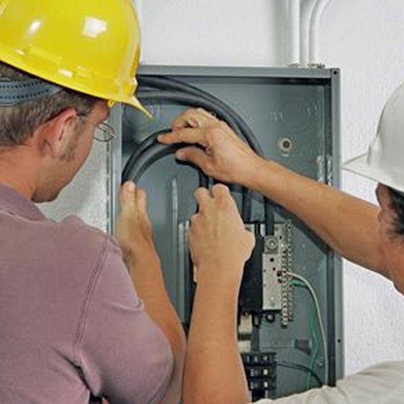 Electricidad: Servicios de Reformacerámica