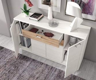 Salones: Muebles y colchones de Muebles Chamizo