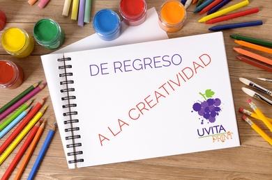 De regreso a la creatividad!
