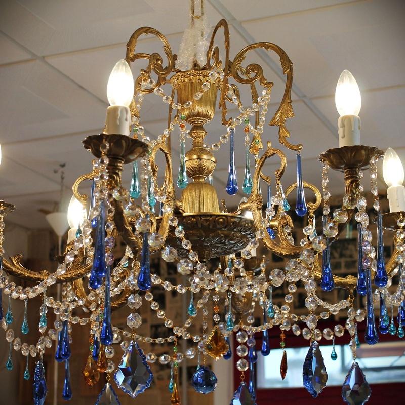 Lámpara de araña diseño Ruzafa Vintage: Artículos  de Ruzafa Vintage