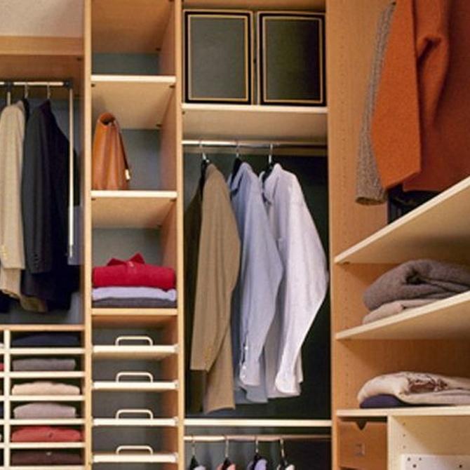 Consejos prácticos para diseñar un armario