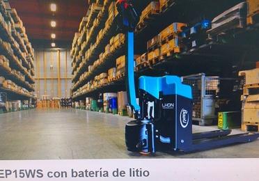 EP15WS CON BATERÍA DE LITIO