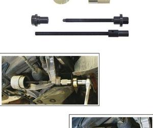 Kit profesional extractor e instalador de silentblocks