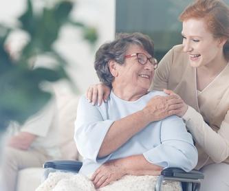 Ayudas técnicas: Servicios sociales de CenSad Conciliación familiar y Servicios sociales