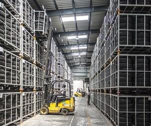Cursos de manejo de máquinas de almacén en Madrid