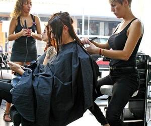 Corte y peinado