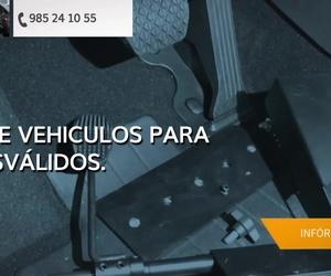 Adaptación de vehículos para discapacitados en Siero | Cabal Automoción Bosch Car Service