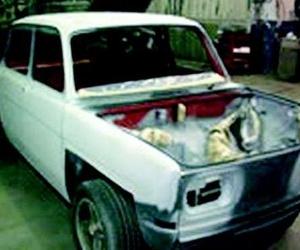 Restauración de coches clásicos