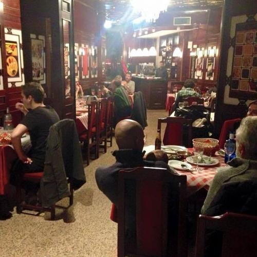Restaurante indio con menú todos los días