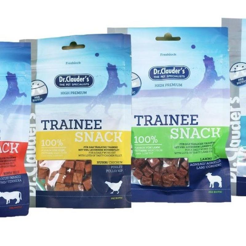 Alimentación húmeda y snacks: Servicios de MamaDog Grooming & Pet Shop