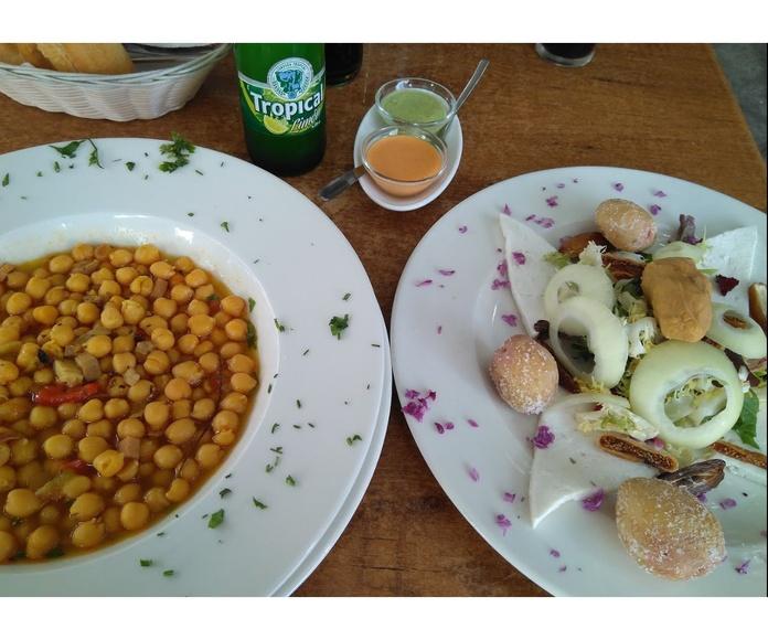 Platos típicos canarios: Servicios de El Rincón de Quino