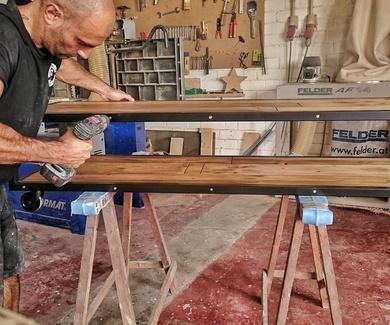 Expertos en trabajos con madera