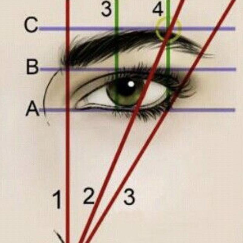 Diseño cejas