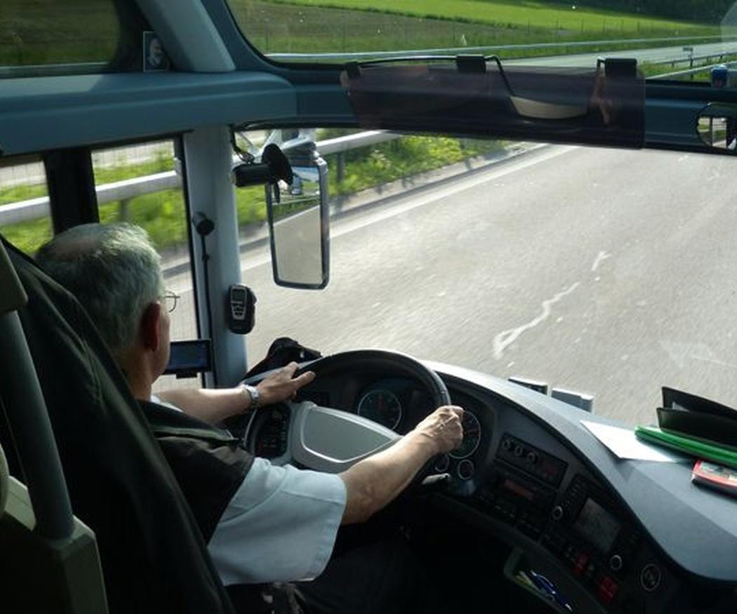 Normas básicas para viajar en autobús