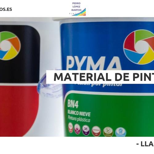 Comprar pintura en Marbella | Pinturas Pedro López Martos