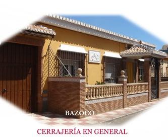 Puertas enrollables: Productos y Servicios de Puertas Metálicas Bazoco