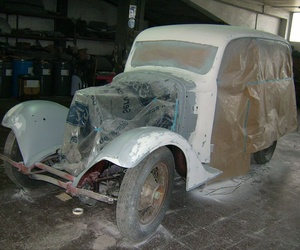 Restauración de coches clásicos y de época en Aranda de Duero