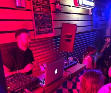 JUANCASUPERSUB DJ SESSION. 11-08-2018
