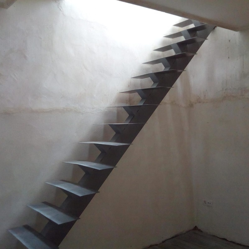 Escaleras de hierro: Productos de Rovifer