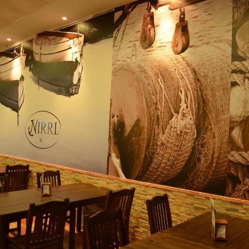 Celebraciones y eventos: Carta de Restaurante Parrilla Nirri