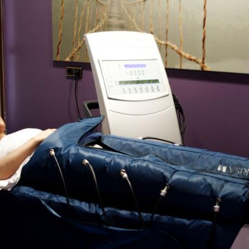 Presoterapia: Tratamientos de Donna & Don