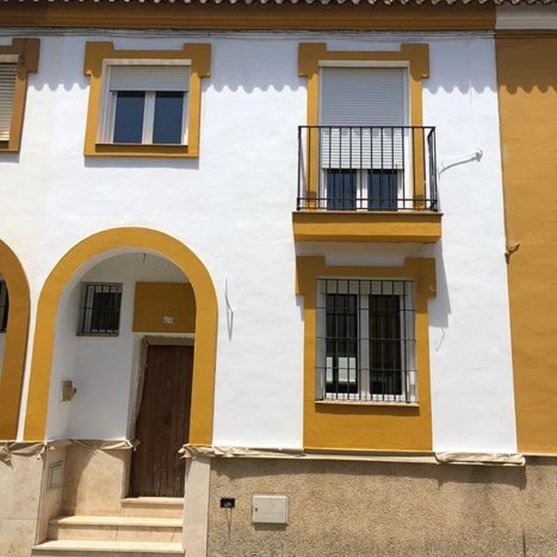 Reforma integral de vivienda en Brenes (Sevilla)