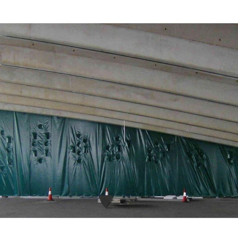Cerramientos de naves: PRODUCTOS de Toldos Txorierri, S.L.