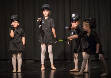 Ballet/Moderno infantil