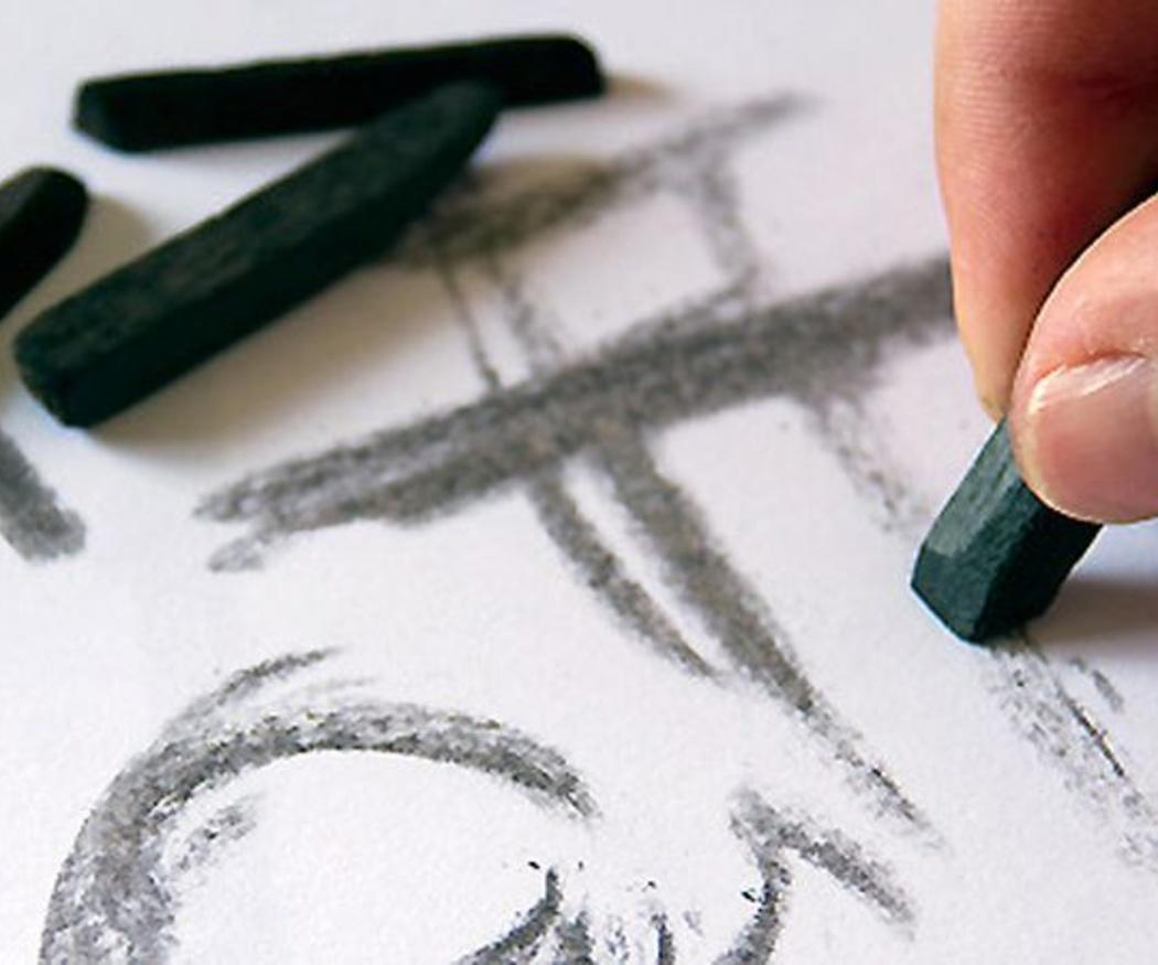 Descubre en qué consiste la técnica de dibujo al carboncillo