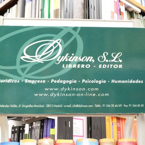 Librerías en Madrid | Dykinson