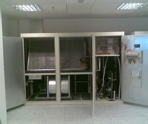 Climatización de precisión