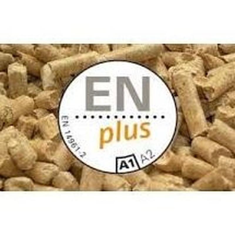 Z6 saco de pellets ecoloma: ESTUFAS DE PELLETS GRANADA de Ahorralia