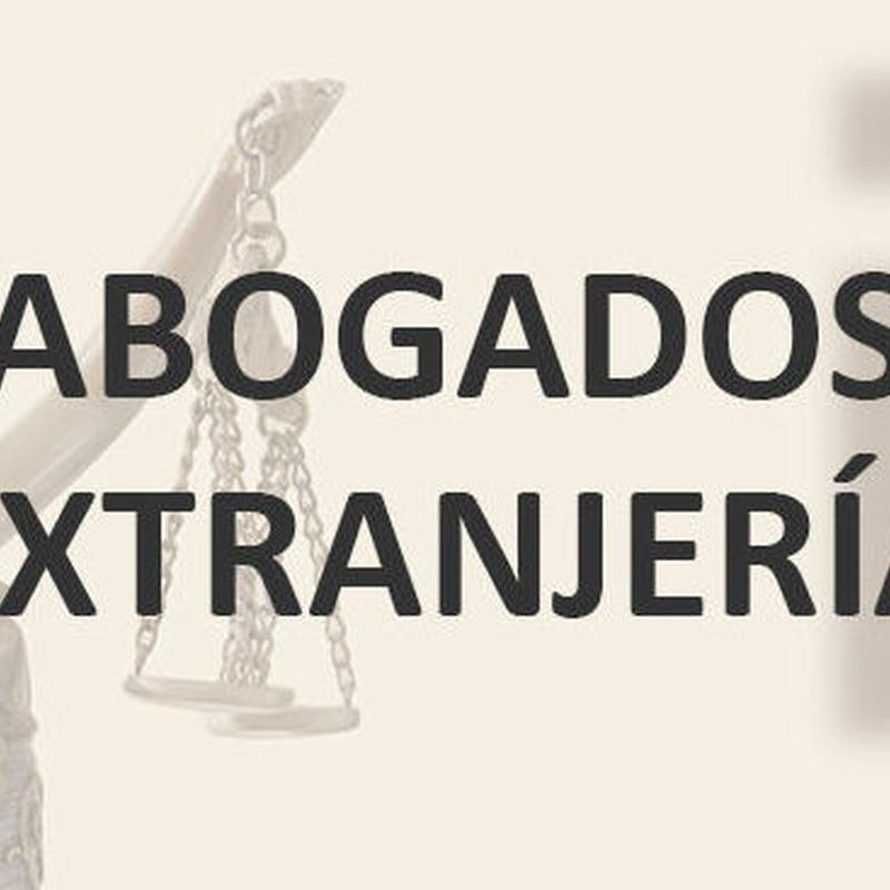 Extranjería: Especialidades de Santos & Sardà Abogados
