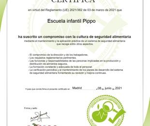 Pippo: calidad y responsabilidad.