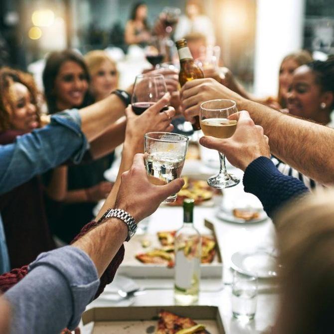 5 ventajas de celebrar un cumpleaños en un restaurante brasería