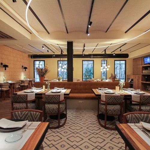 Restaurante de cocina creativa en Retiro, Madrid