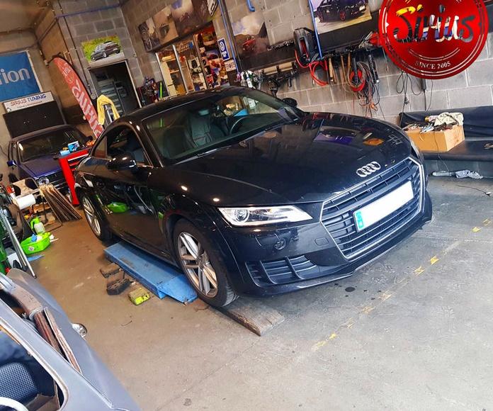 Audi TT - OZ Superturismo GT