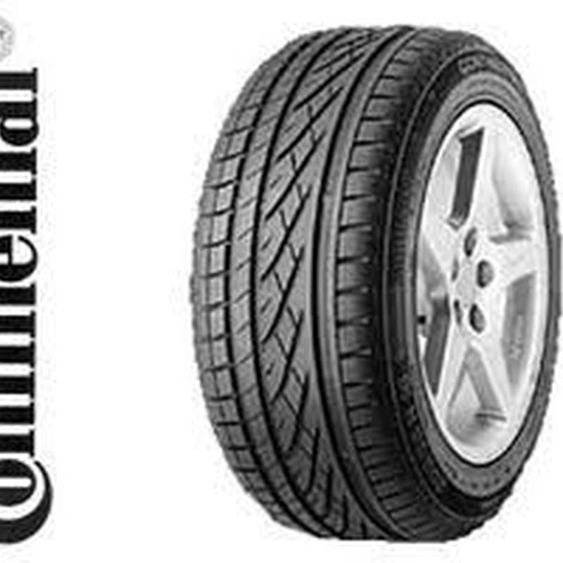 Venta Neumáticos Continental: Neumáticos Primeras Marcas  de Big Sur Neumáticos
