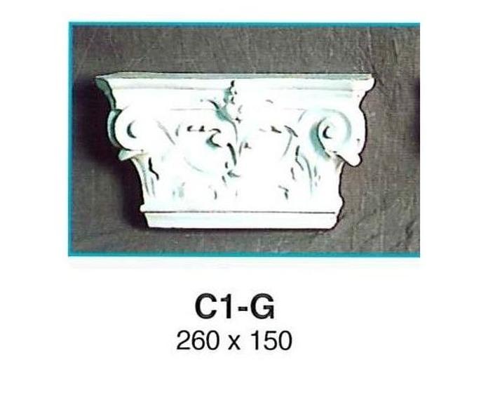 Capitel C1-G: Catálogo de Galuso