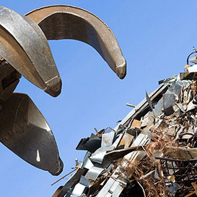 Normativa sobre el reciclaje de metales