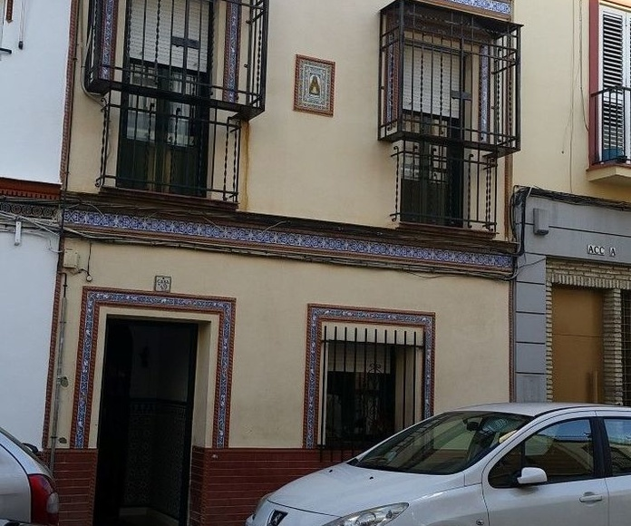 Inicio obras en vivienda situada en Calle Mosquera de Figueroa 49
