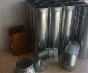 Limpieza e instalación de extracciónes de ventilación